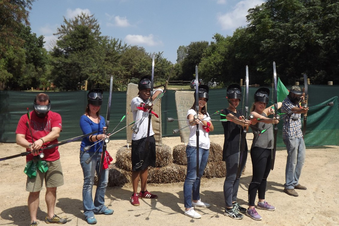 East Archers Combat Archery 1