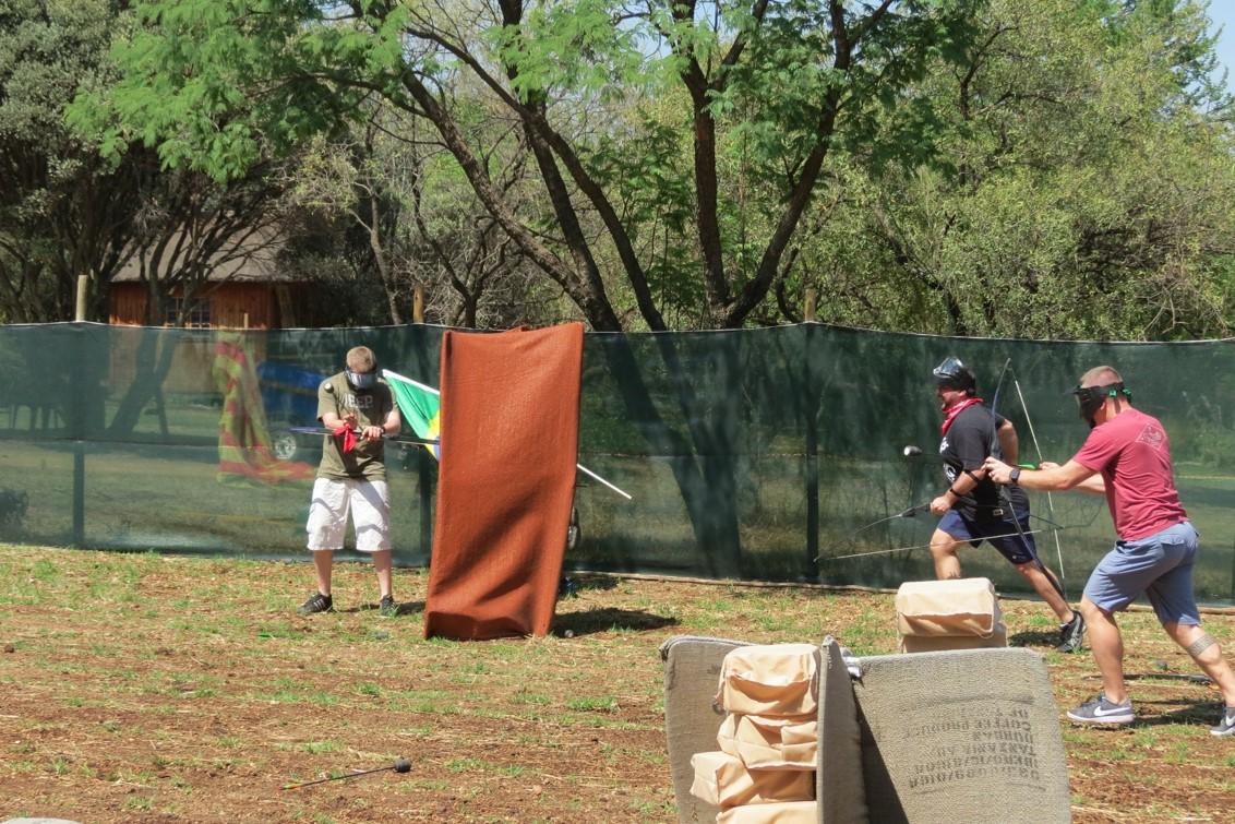 East Archers Combat Archery 3