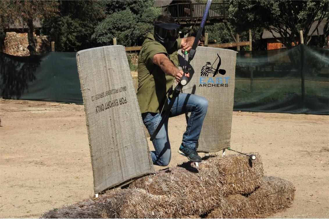 East Archers Combat Archery 5
